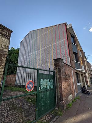 Rénovation d'un immeuble locatif